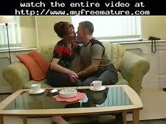 Russian Milf 5  mature mature porn granny old cumshots cumshot