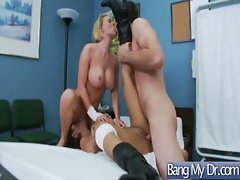 Girl Get Fucked Hard In Doctor Office movie-24