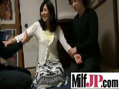 Cute Japanese Milf Girl Get Fucked Hard clip-33