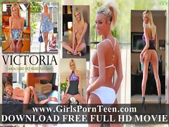 Victoria masturbate gorgeous horny full movies