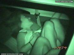 Infrared camera In-Car Report