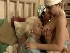Gilf Daleena Dancer fucks her granny friends