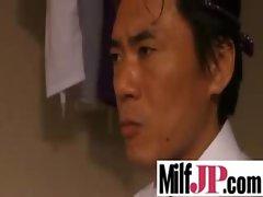 Cute Japanese Milf Girl Get Fucked Hard clip-26