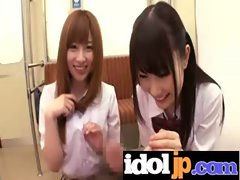 Cute Japanese Girl Get Fucked Hardcore clip-30