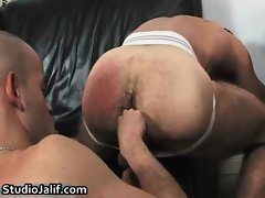 Manuel Roko and Jota Salaz horny gay porn