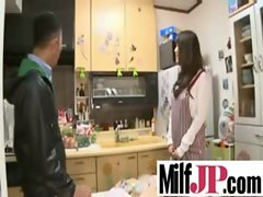 Cute Japanese Milf Girl Get Fucked Hard clip-30