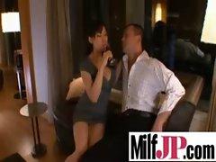 Cute Japanese Milf Girl Get Fucked Hard clip-04