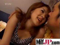 Cute Japanese Milf Girl Get Fucked Hard clip-10