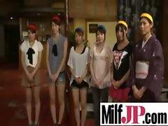 Cute Japanese Milf Girl Get Fucked Hard clip-29