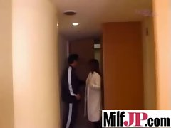 Cute Japanese Milf Girl Get Fucked Hard clip-08
