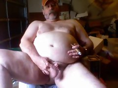 Fat Cigar Daddy Cums