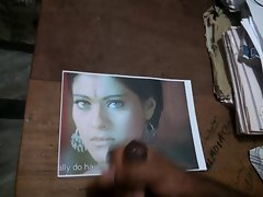 tribute spit and load of cum on kajol