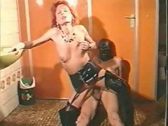 german public toilet hot mature redhead by nwst