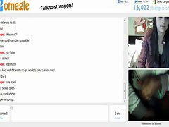 omegle 73 (Sexiest girl asks what i want )