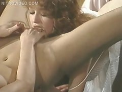 The classic porn of Jacqueline Lorains and  Lili Marlene