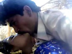 Desi couple outdoor - coolbudy