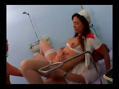 Hot hospital !!