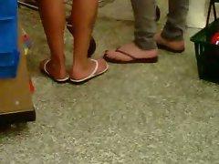 young hotties feet