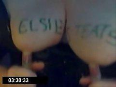 nipple milking with pump