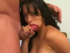 Big boob milf gets owned by stud