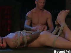Extremely hardcore gay BDSM free porn part6