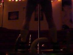 Dildos show at Morgan Club Nice-France 2011