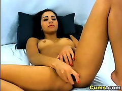 Tight Shaved Cunt POV Masturbation HD