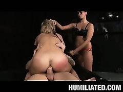 BDSM with Extreme Facials!