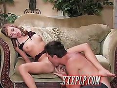 hot sexy little slut has a wet pink pussy