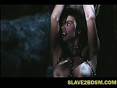 Hardcore dungeon slave training