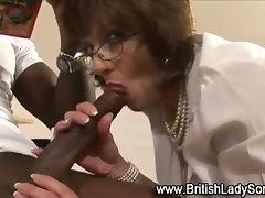 Mature slut lick out and bj
