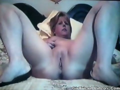 Wife Shows Off Bald Pussy