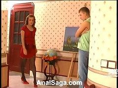 Bridget&Patrick awesome anal video