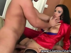 Cock loving euro bitch gets dp