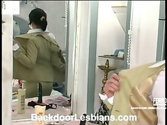 Madeleine&Gwendolen sweet anal lesbian action