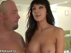 A Lovely MILF Humiliated After A Cum Shot