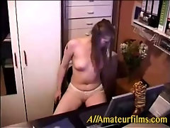 Susan sucking dick filmed with phone