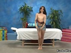 Sexy teen babe Alexa gets