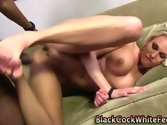 Fetish of the foot with a big ebony dick to ick around