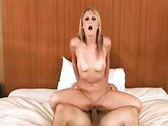 Blonde porn recruit