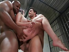 Angell Summers - Prisoner Gangbang