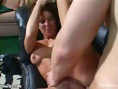 Jackie Moore Loves Ass Fucking