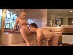 Sophie Dee demands pleasure from her hubby