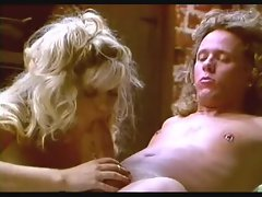 Great blowjob from an 80s blonde chick