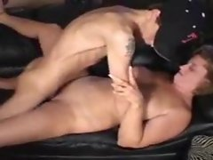 At home with his tutor learning about sex