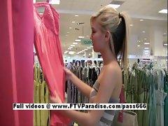 Alexa lovely Gorgeous Blonde Naked