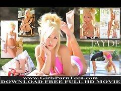 Jayde blonde babe girl porn