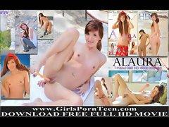 Alaura beautiful girl amateur pussy