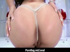 Big Wet Butts - Amazing hard anal sex video 18