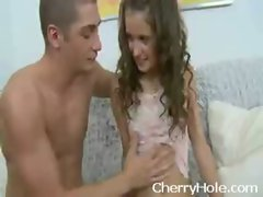 Virgin Lolita Deflowered - CherryHole.com